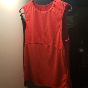 Fabletics Red Tank